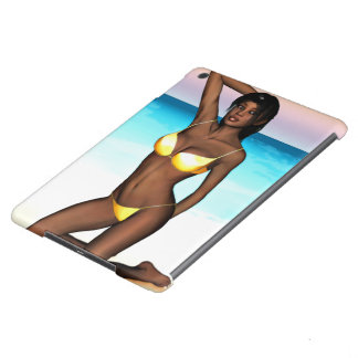 Chica modelo Dionisia Funda Para iPad Air