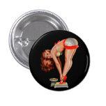 Chica modelo retro de Peter Driben del vintage en  Pin