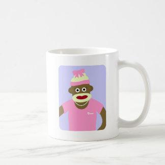 Chica modificado para requisitos particulares del  tazas de café