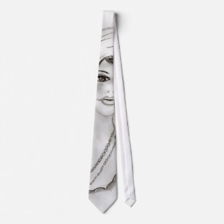 Chica moldeado de la aleta corbata personalizada