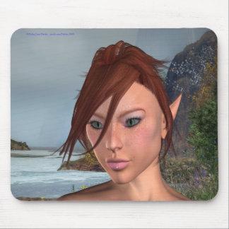 Chica Mousepad de Elven