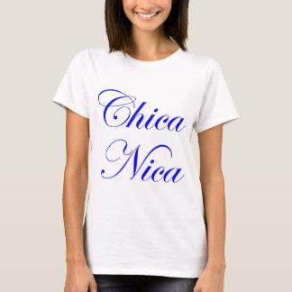 Chica Nica Playera