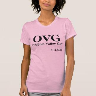 Chica original del valle (OVG) Camiseta