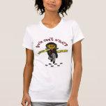 Chica oscuro de CSI Camisetas