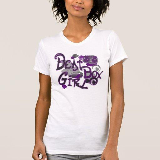 Chica P de Beatbox Camiseta