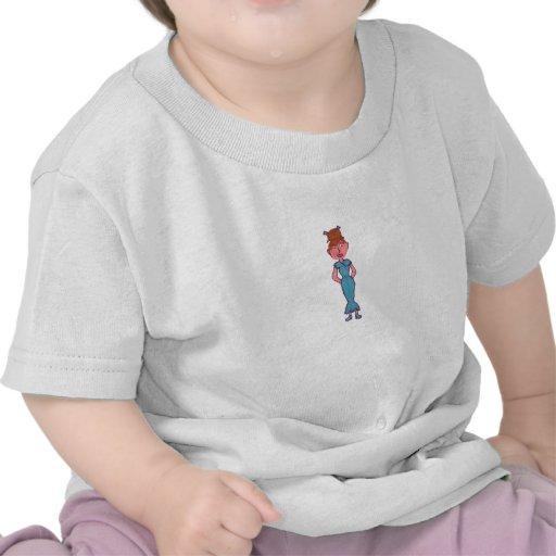 Chica Camiseta