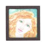 Chica por el mar 001.jpg caja de joyas de calidad