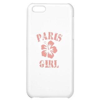 Chica rosado de París
