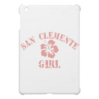 Chica rosado de San Clemente