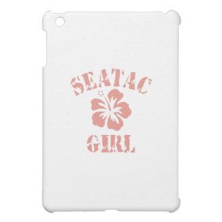 Chica rosado de Seatac