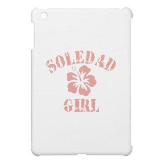 Chica rosado de Soledad