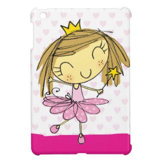 Chica rosado lindo de princesa Ballet