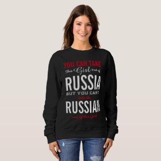 Chica ruso playera