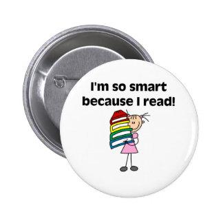 Chica Smart porque leí Pins