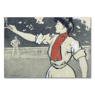 Chica SUPERIOR del tenis