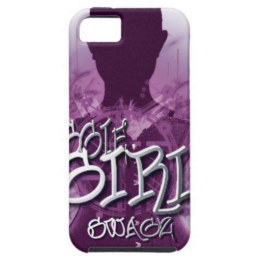 Chica Swagz del Biggie iPhone 5 Carcasa