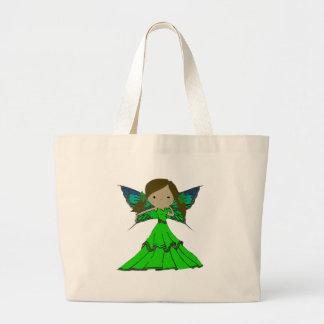 Chica Trixie del duendecillo Bolsa Tela Grande