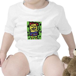 Chica y la duda trajes de bebé