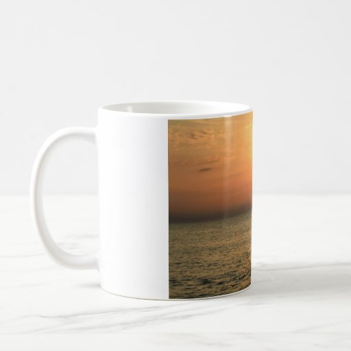 Chicaco Sun Set Coffee Mugs