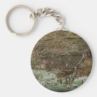 Chicago 1892 key chain