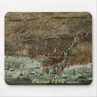 Chicago 1892 mouse pad