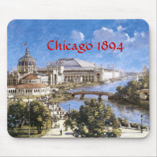 Chicago - 1894 mouse pad