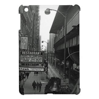 Chicago 1960's Blackhawk Restaurant Sign Street iPad Mini Case