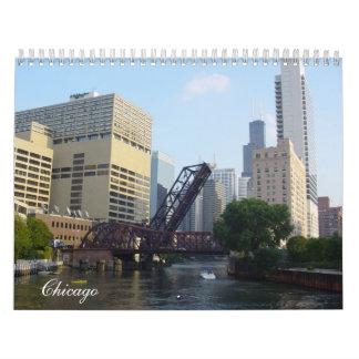 Chicago 2009 Calendar