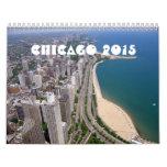 Chicago 2015 calendar