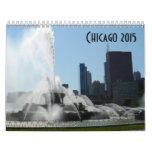 Chicago 2015 calendarios