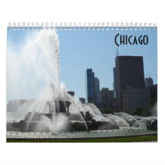 Chicago 2016 calendario