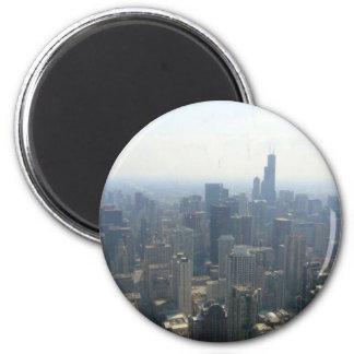 Chicago (2) refrigerator magnet