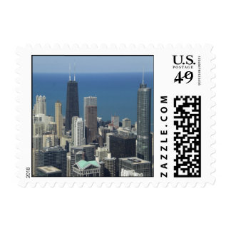 Chicago 2 postage
