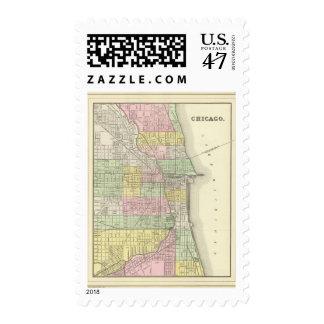 Chicago 2 postage