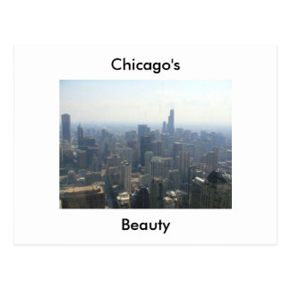 Chicago (2) post card