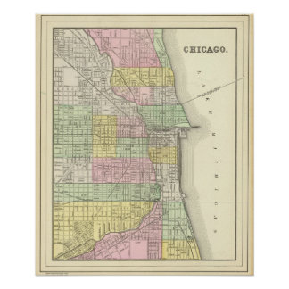 Chicago 2 posters