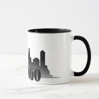 CHICAGO 3 MUG