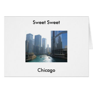 Chicago (4) card