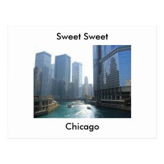 Chicago (4) postcards