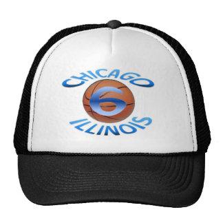Chicago 6 gorros
