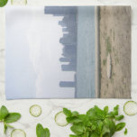 Chicago Across the Water Kitchen Towels