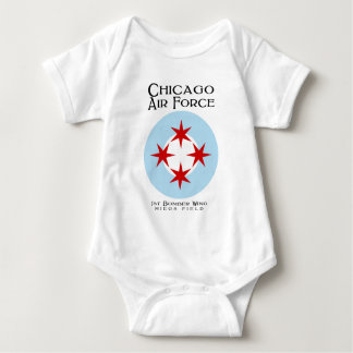 Chicago Air Force - 1st Bomber Wing Baby Bodysuit