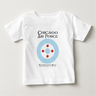 Chicago Air Force - 9th Fighter Wing Baby T-Shirt