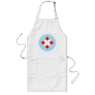 Chicago Air Force (Bomb Wing) Roundel Long Apron