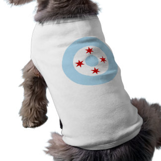 Chicago Air Force (Fighter Wing) Roundel T-Shirt