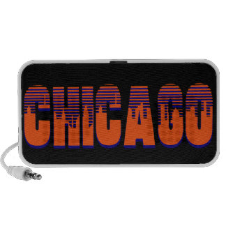 Chicago Notebook Altavoces