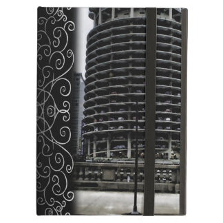 Chicago Architecture in The Round Case For iPad Air