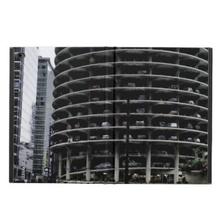 Chicago Architecture in The Round Powis iPad Air 2 Case