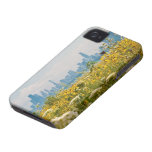 Chicago as seen from Montrose Harbor's bird Case-Mate iPhone 4 Case