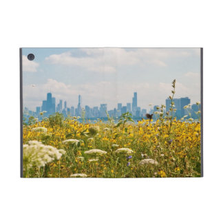 Chicago as seen from Montrose Harbor's bird Cover For iPad Mini